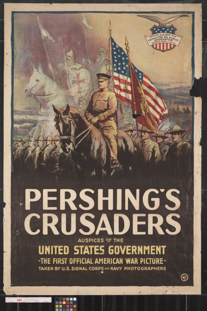 A PROPAGANDA FILM Produced by the CPI or Creel Commission